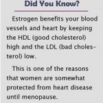 Benefits of Estrogen