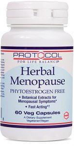 herbal menopause treatments